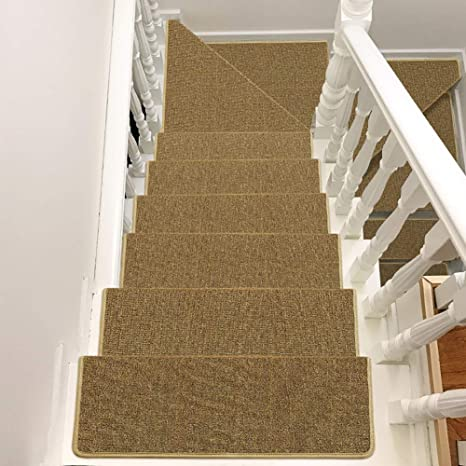 Amazon Com Area Rugs Yxx Indoor Anti Slip Carpet Stair Steps Pads