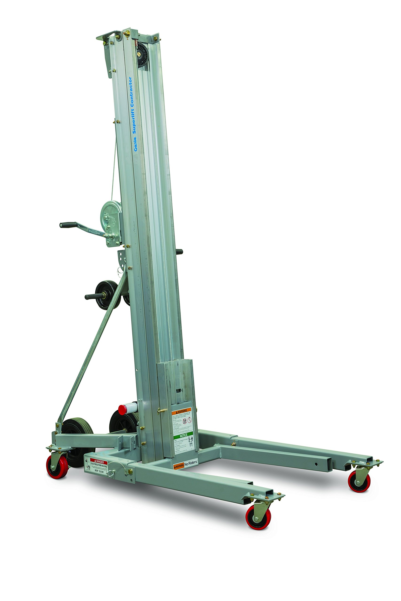 Genie Superlift Contractor, SLC- 12, 650 lbs Load