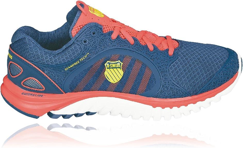 K-Swiss Zapatillas Deportivas Running Kbl 2 Stable Mrccn Azul/Rosa EU 41: Amazon.es: Zapatos y complementos