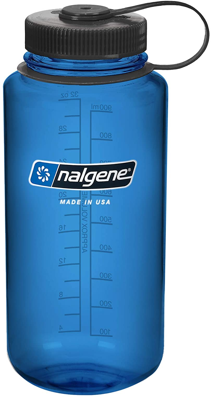 Nalgene 1413830 - Bidón con boca ancha de acampada y senderismo