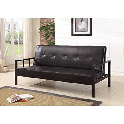 amazon com klik klak vinyl sleeper sofa kitchen dining rh amazon com klik klak sofa bed uk klik klak sofa bed uk