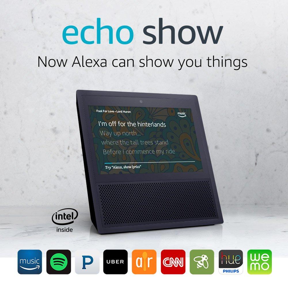 Echo Show - Black