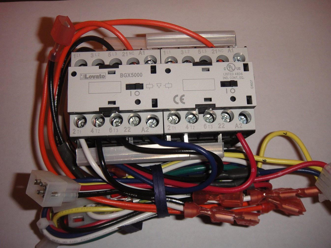 Harmar SL350 Double Relay with Wiring