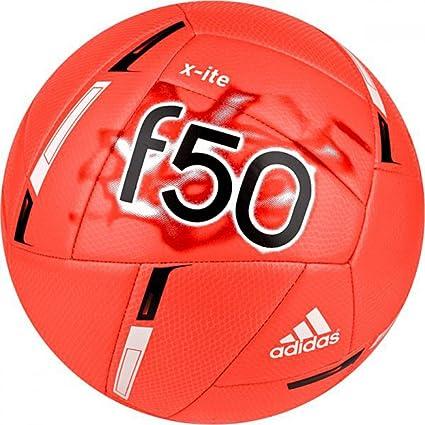 adidas F50 x-ITE – Pelota, Color Naranja: Amazon.es: Deportes y ...
