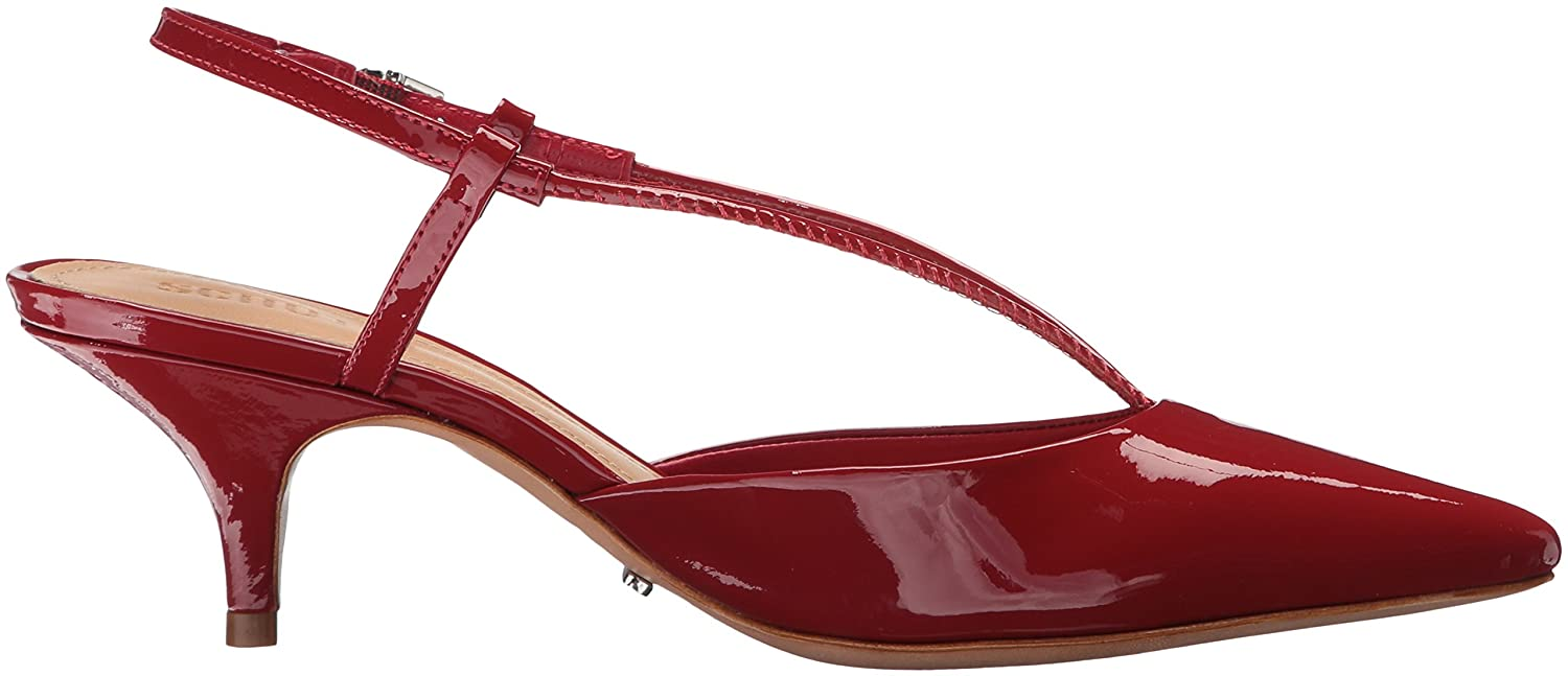 SCHUTZ Women's WERA Pump B072KFQKR3 8 B(M) US|Tango Red