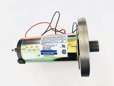 Icon Health & Fitness, Inc. DC Drive Motor 124184 B4CPM-078T ...
