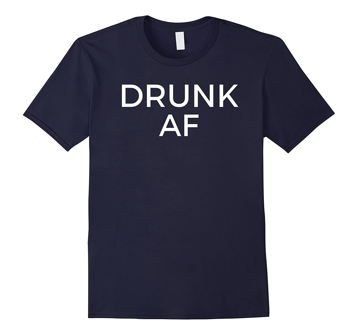 Funny Drinkers Tee Shirt - Hungover AF Drinking T-Shirt-Vaci