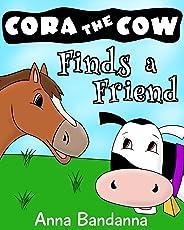 Cora the Cow Finds a Friend