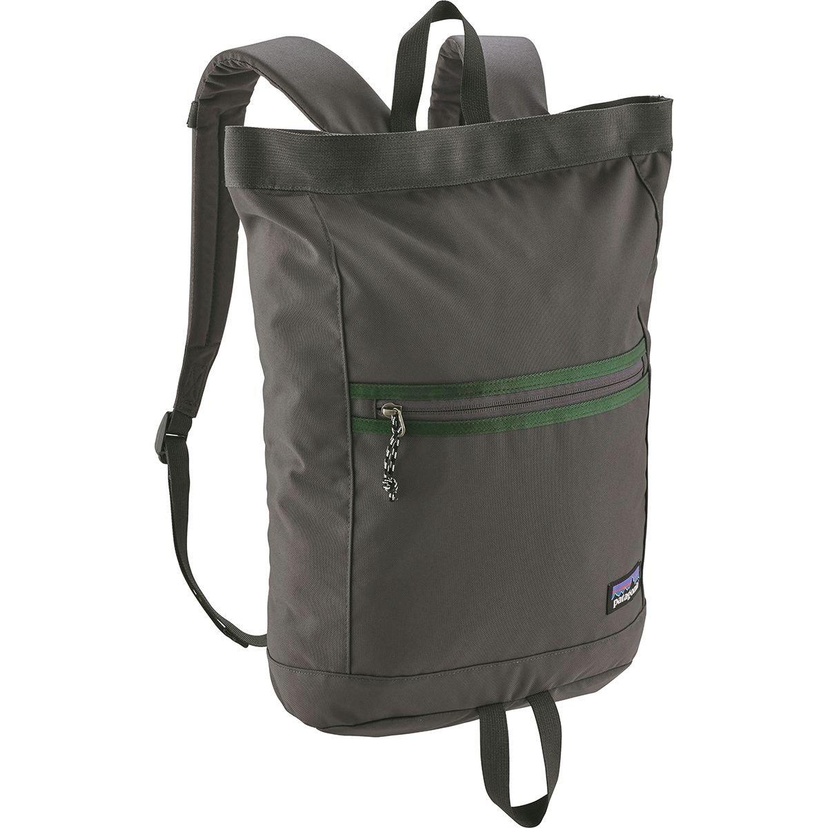(パタゴニア) Patagonia Arbor Market 15L Daypackメンズ バックパック リュック Forge Grey [並行輸入品] One Size  B07F9Q1WJ9
