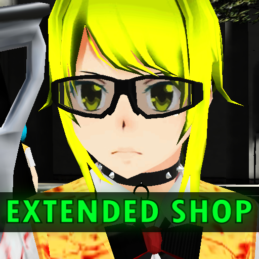 Girl Shop (Schoolgirl Supervisor - Extended Customization Shop)