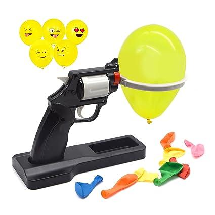 Amazoncom Balloon Party Roulette Gun Bang Game Fun College Kids