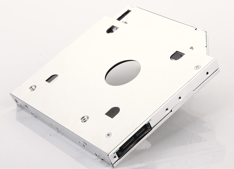 DY-tech 2nd SATA Hard Drive HDD SSD Caddy for Asus K53 K54 K52JU K61 K50ID