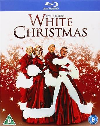 White Christmas 1954.White Christmas Blu Ray 1954 Region Free Amazon Co Uk