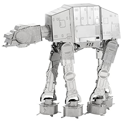 Fascinations Metal Earth Star Wars: AT-AT Model: Varios: Toys & Games