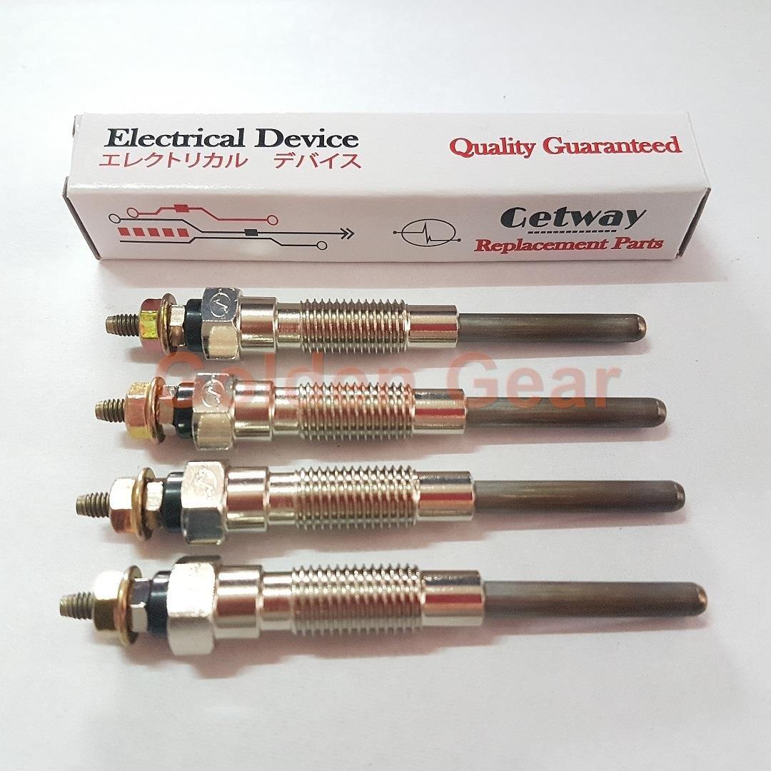 Heater Glow Plug Toyota 2L 3L 1N LN61 Hiace Hilux 4Runner