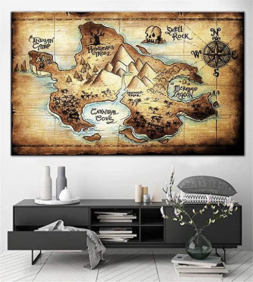 print Peter pan inspired posters party quote gift poster wallart prints