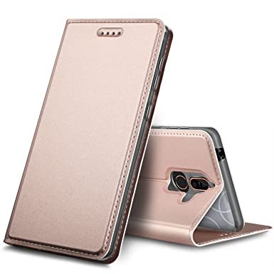 official photos 25305 587b4 Geemai Nokia 7 Plus Case, Nokia 7 Plus Cover [Card Holder] [Magnetic  Closure] Premium Leather Flip Wallet Case Cover for Nokia 7 Plus  Smartphone, ...