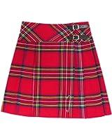 Tartanista Royal Stewart 20 Inch Knee Length Scottish Highland Kilt Skirt 6-28