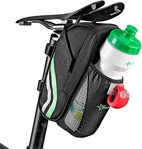 2018 sneakers arriving new arrival Bike Seat Pack Rear Seat Post Bag bicycle Saddle Bag with ...