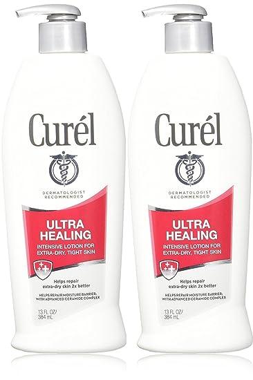 3 Pack - Curel Ultra Healing Lotion 6 oz Gentle Nourishing Organic Cleanser For Dry & Sensitive Skin - 6.7 fl. oz. by Desert Essence (pack of12