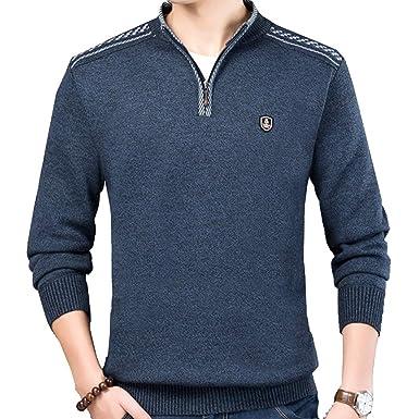 gi.amagi Strickpullover Men 2017 Autumn New Men s Long Sleeves Sweaters Men  Mens Cashmere Sweater 48f8aac766