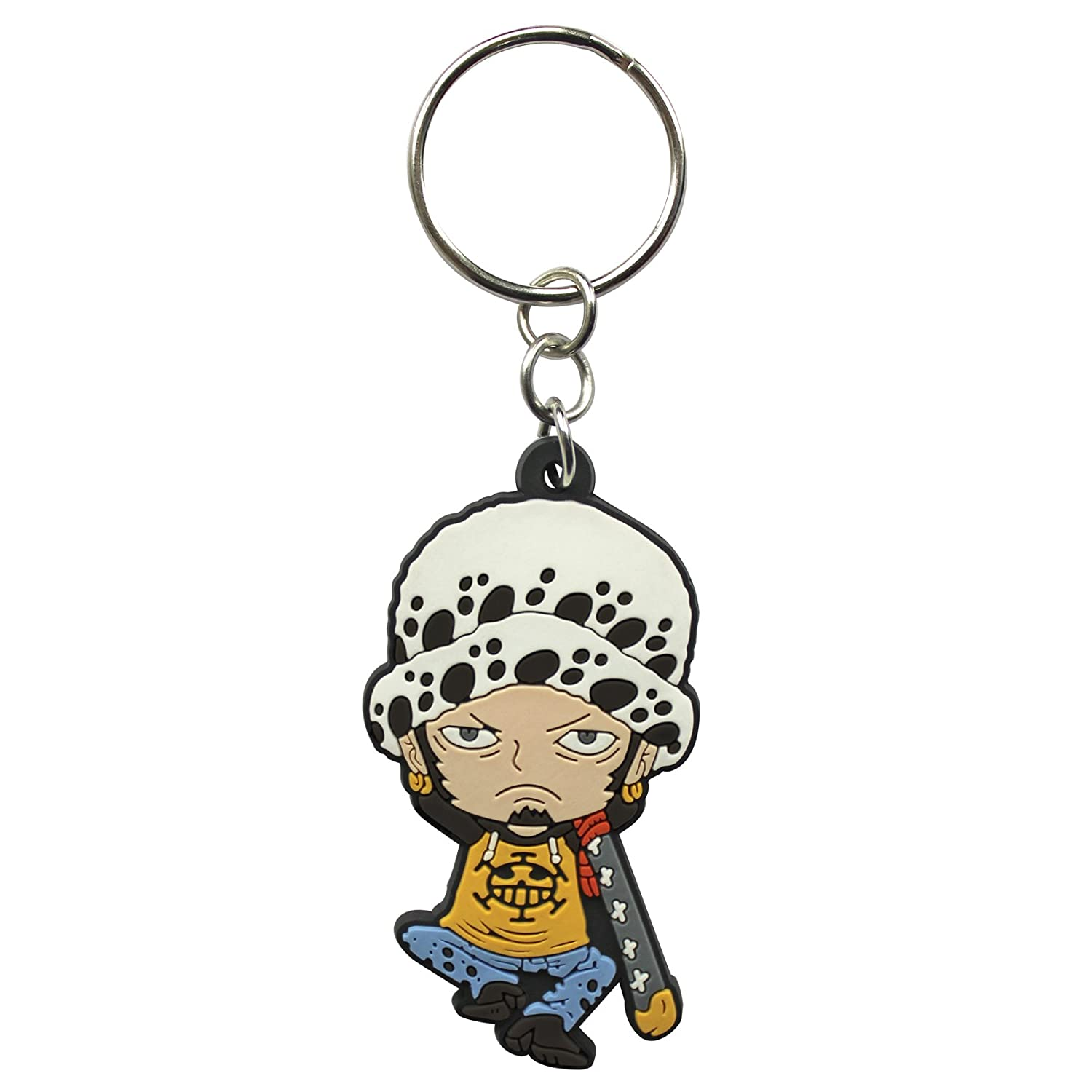 Amazon.com: AbyStyle - ONE Piece - Trafalgar Law SD PVC ...