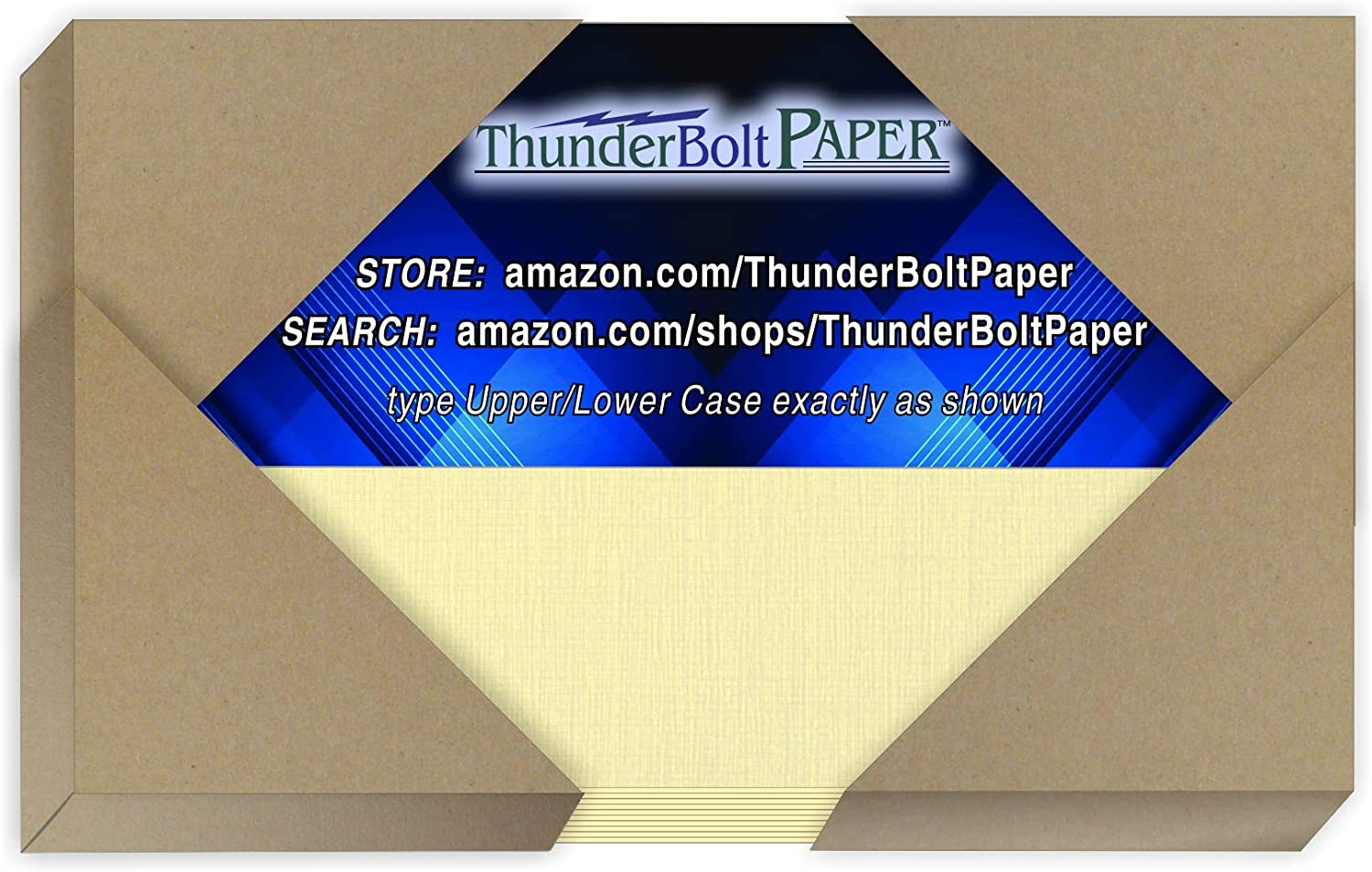 80 lb//Pound Card Weight Quality Cardstock 8.5X11 Inches 50 Ivory Linen 80# Cover Paper Sheets 8.5 X 11 Standard Letter Flyer Size Fine Linen Textured Finish