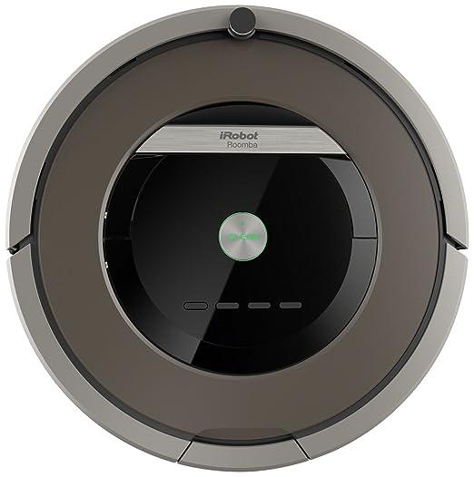 366 opinioni per iRobot Roomba® 871 Aspirapolvere robot domestico