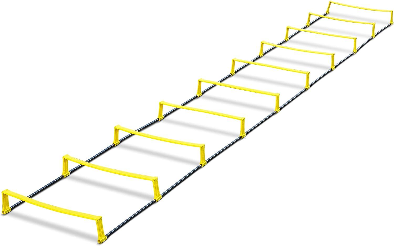 HAEST - Escalera de coordinación (4 m): Amazon.es: Deportes y aire libre