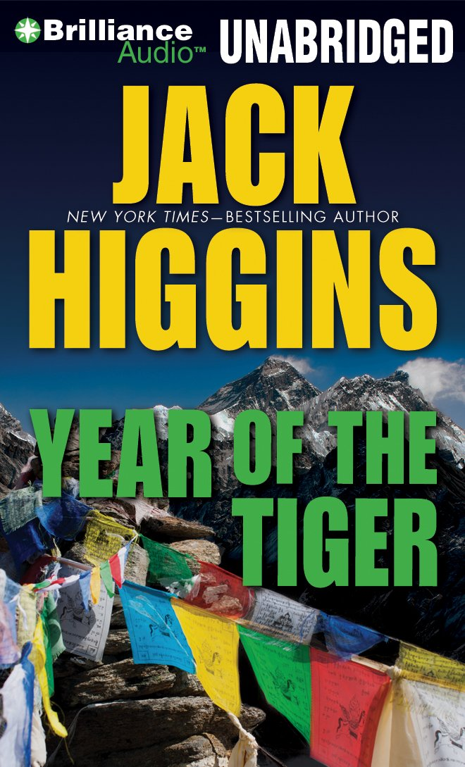 Download Year of the Tiger (Paul Chevasse Series) ebook