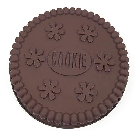 Molde gigante para galletas. Oreo Cake Maker XL - Molde de silicona para galletas (