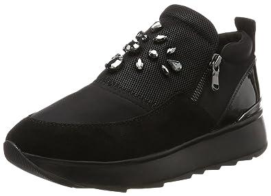Womens D Gendry B Low-Top Sneakers Geox Tf0cJyY