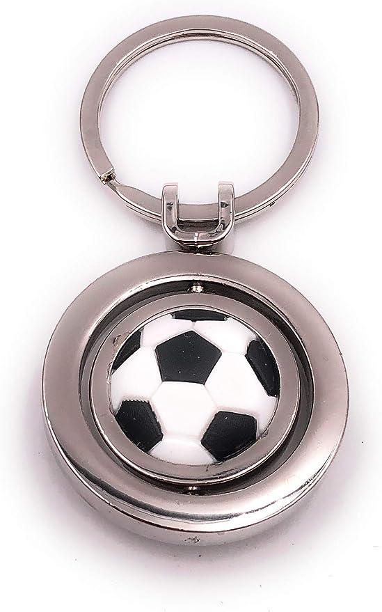 H-Customs Fútbol movible en círculo Pelota Deporte Equipo ...