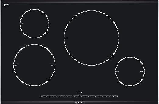 Bosch PIL875N24E hobs Integrado Cerámico Negro - Placa ...