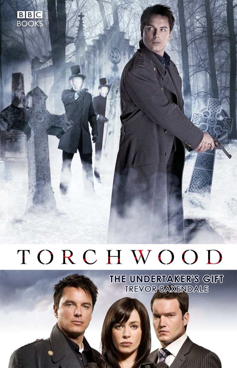 The Undertaker's Gift (Torchwood #14) PDF