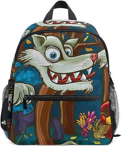 School Backpack Us Cartoon Bookbag Boys Kid Zipper Rucksack Boy Children Bag New