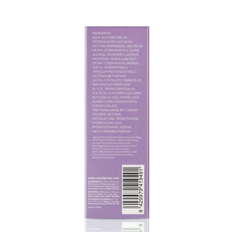 Amazon.com: Sesderma Lash & Eyebrow Enhancing Gel, 0.17 oz.: Luxury Beauty