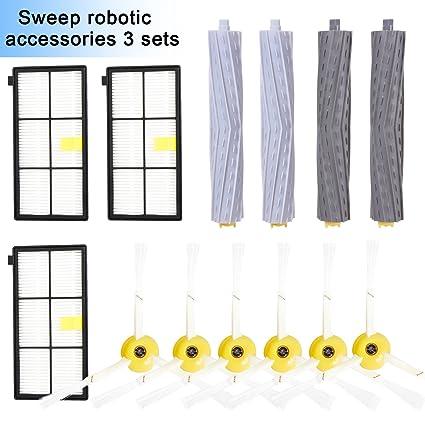 Kit de accesorios para iRobot Roomba 800 900 serie 805 850 860 861 864 866 870