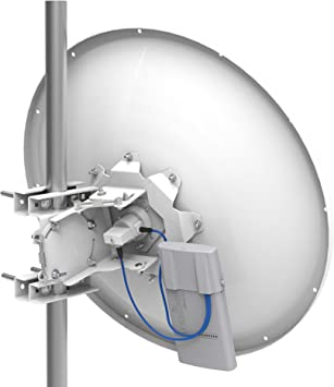 Mikrotik mANT30 PA - Antena (30 dBi, 50 Ohmio, RP-SMA, 5,7 kg, 7 cm, 45 cm)