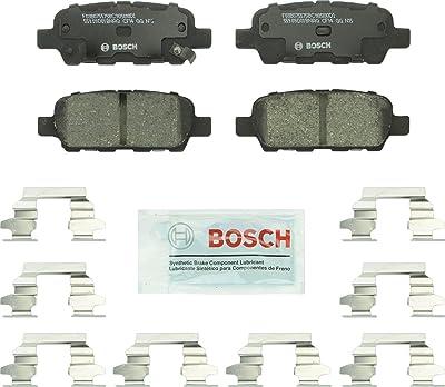 Bosch BC905 QuietCast Premium Ceramic Disc Brake Pad For: Infiniti:
