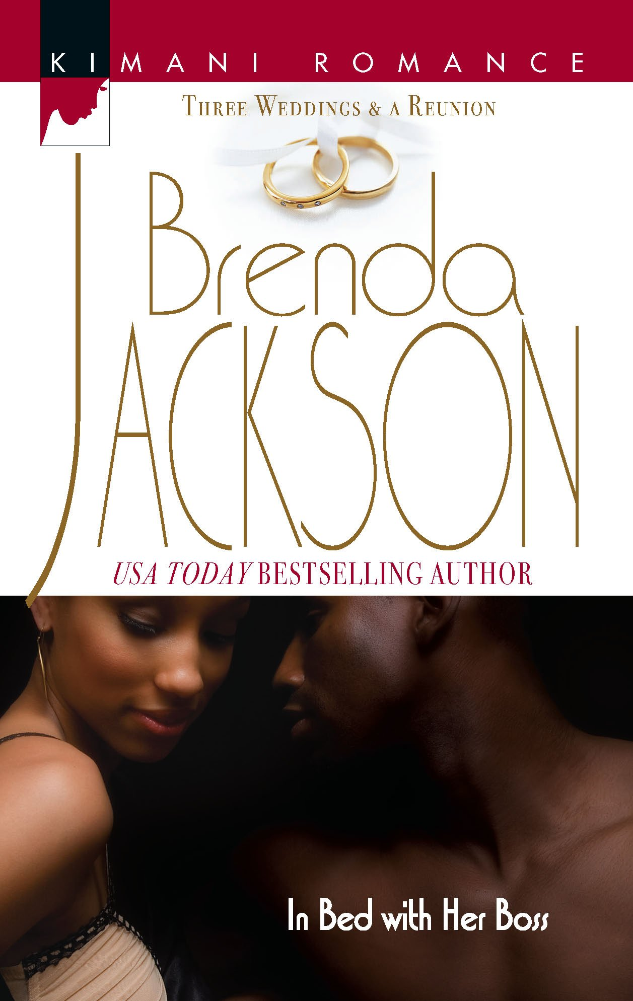 In Bed With Her Boss (Three Weddings and a Reunion) PDF