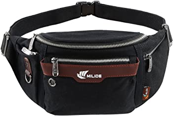 Milide Running Waist Pack For Men & Women