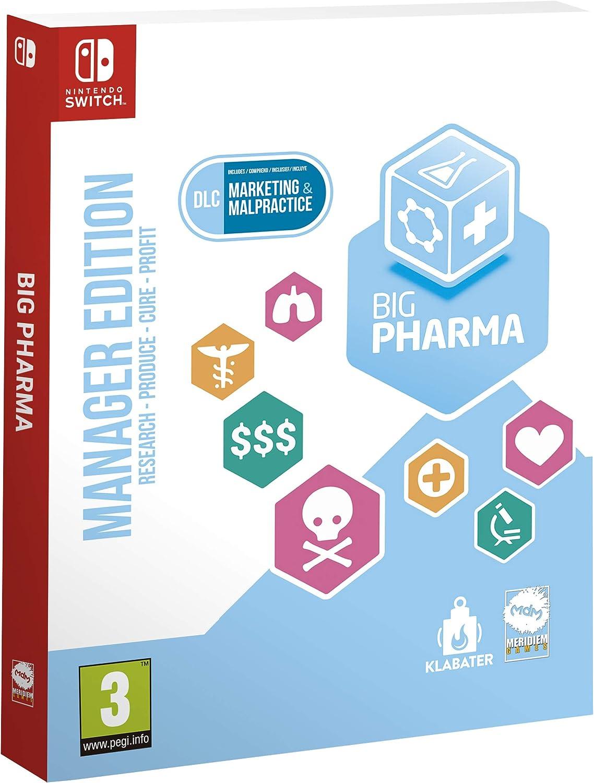 Big Pharma. Manager Edition: Amazon.es: Videojuegos