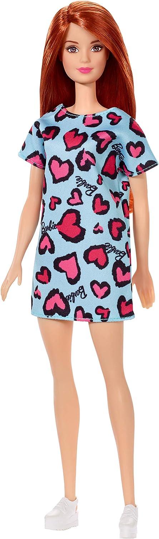 Barbie Rousse en promotion