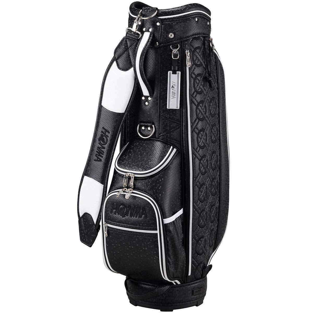本間ゴルフ キャディーバッグ CB1923 CB1923 CB1923 ブラック 黒