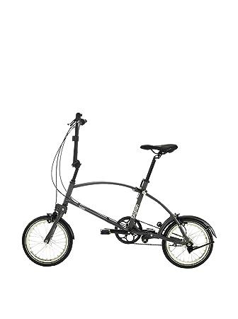 Bigfish Folding Bicicleta Plegable Wave 3 Speed Nexus Tw3