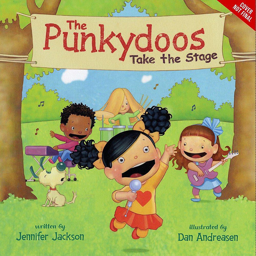 Download The Punkydoos Take the Stage (A Punkydoos Book) pdf epub