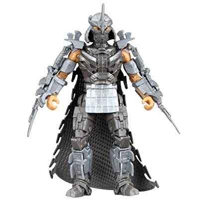 Teenage Mutant Ninja Turtles 2014 Movie, The Shredder Basic Action Figure: Toys & Games