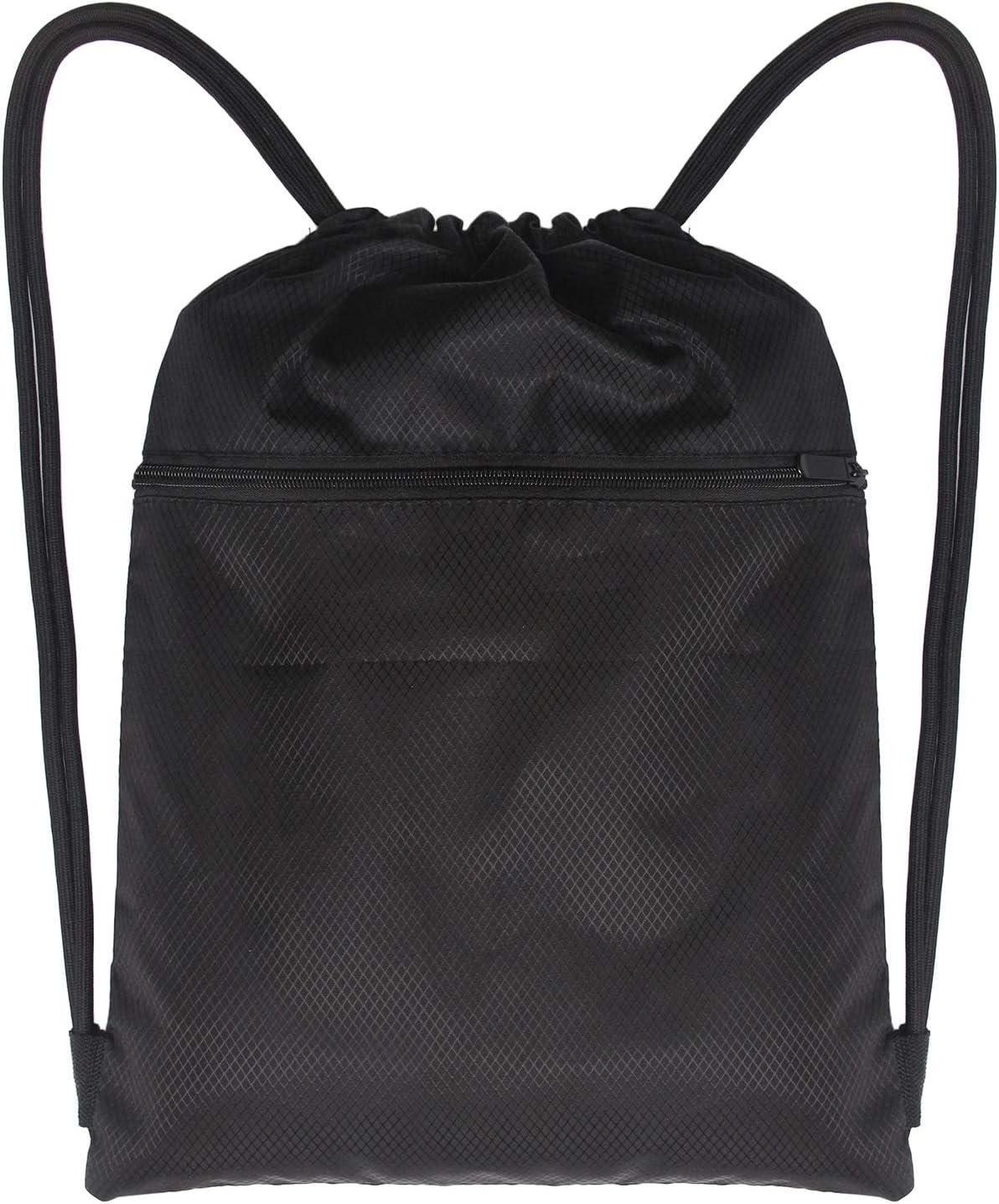 GymSack Drawstring Bag Sackpack Abstract Lines Sport Cinch Pack Simple Bundle Pocke Backpack For Men Women