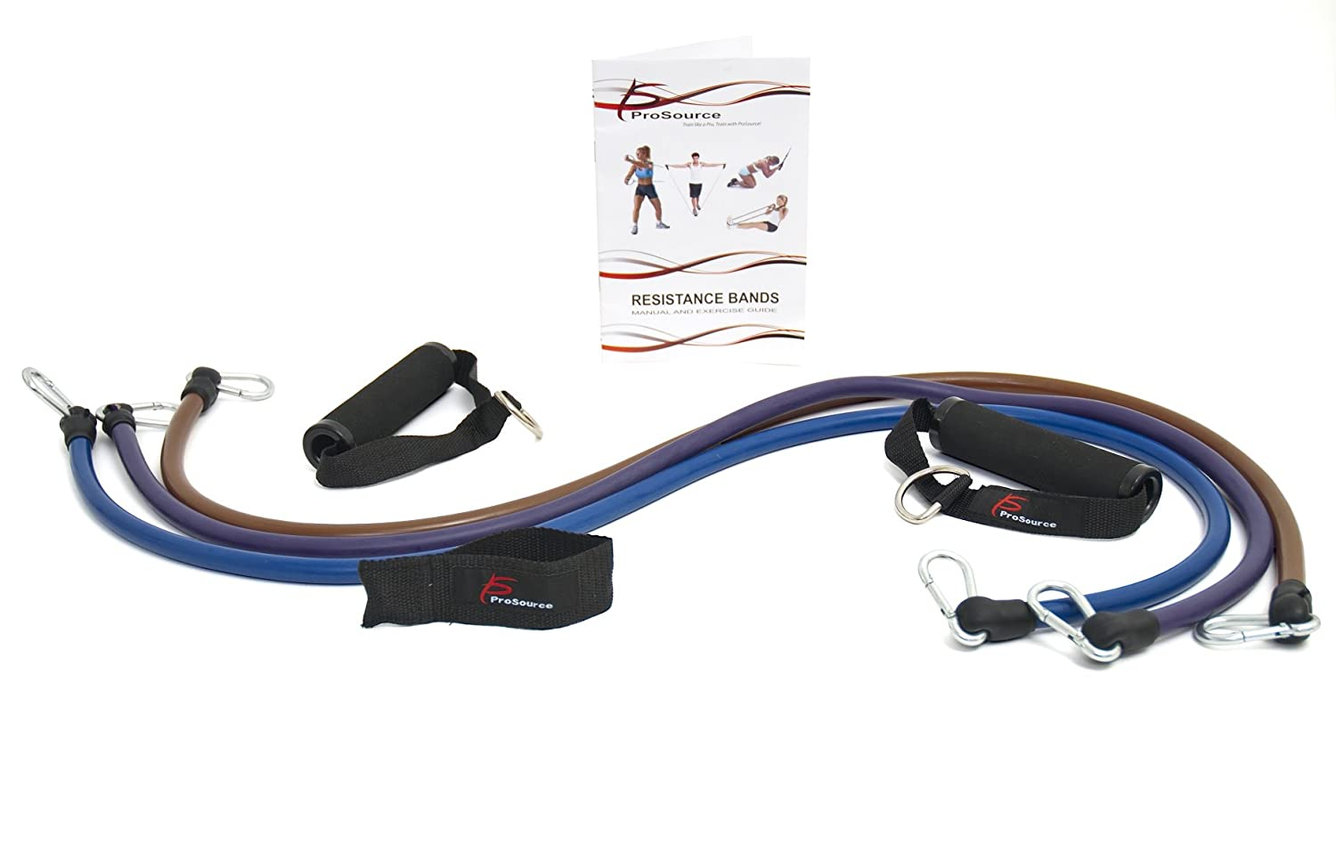 ProSource Stackable Resistance Carrying Exercise Image 2